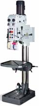 DOSTAWA GRATIS! 07537850 Wiertarka stołowa Optimum OPTI B 40 GSP - sprzęgło mechaniczne, dwie prędkości wysuwu tulei wrzeciona (silnik: 1,5 k W / 400 V, stół: 560 x 560 mm)