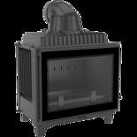 DOSTAWA GRATIS! 30046769 Wkład kominkowy 12kW Franek (szyba prosta) - spełnia Ekoprojekt