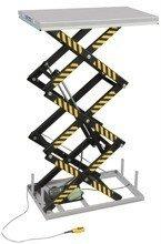 DOSTAWA GRATIS! 3109778 Stacjonarny stół podnośny HT1000 (wymiary platformy: 1600x1000mm, udźwig: 1000 kg)