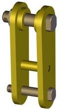 DOSTAWA GRATIS! 33962657 Szakla do rotatora miproClamp ES-W (udźwig: 5,3 T, zakres chwytania: 96 mm)