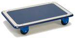 DOSTAWA GRATIS! 39955534 Wózek platformowy (wymiary: 740x480x140mm)