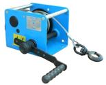 DOSTAWA GRATIS! 4498728 Ręczny wciągnik linowy z przekładnią zębatą Tractel® CAROL™ TR300 (bez liny, udźwig: 300 kg)