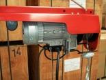 DOSTAWA GRATIS! 55547197 Wciągarka budowlana elektryczna (udźwig: 200 kg, długość liny: 40m)