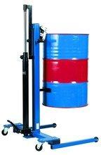 DOSTAWA GRATIS! 99724854 Wózek podnośnikowy ręczny do beczek GermanTech FL 300 A (udźwig: 300 kg)