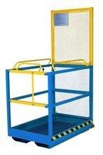 DOSTAWA GRATIS! 99724903 Kosz roboczy do wózka widłowego GermanTech (wymiary: 1200x800 mm)
