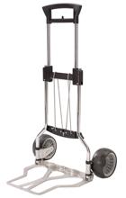 DOSTAWA GRATIS! 99746703 Wózek taczkowy do transportu, składany aluminiowy GermanTech RuXXac-cart (udźwig: 75 kg)