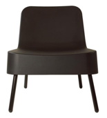 DOSTAWA GRATIS! 99851068 Fotel Bob (kolor: czarny)