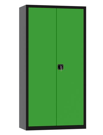 00142018 Szafa narzędziowa, 2 drzwi (wymiary: 1950x1000x500 mm)