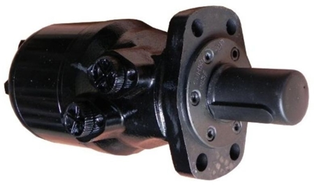 01539066 Silnik hydrauliczny orbitalny M+S Hydraulic MH200 CB (objętość robocza: 201,3 cm³, maksymalna prędkość ciągła: 370 min-1 /obr/min)