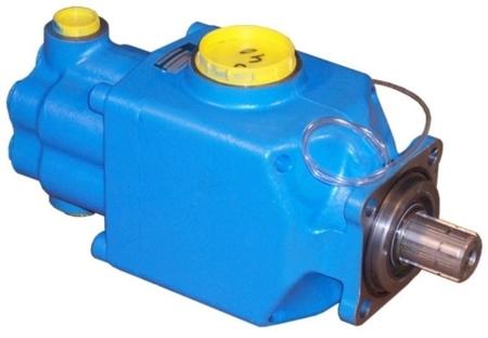 01539137 Pompa hydrauliczna tłoczkowa dwustrumieniowa Hydro Leduc PA75-40 (objętość geometryczna: 75+40 cm³, maksymalna prędkość obrotowa: 1400 min-1 /obr/min)