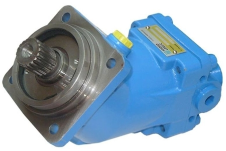 01539154 Pompa hydrauliczna tłoczkowa o stałej wydajności Hydro Leduc W18 (objętość geometryczna: 18 cm³, maksymalna prędkość obrotowa: 3150 min-1 /obr/min)