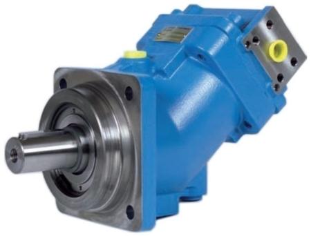 01539158 Pompa hydrauliczna tłoczkowa o stałej wydajności Hydro Leduc W50 (objętość geometryczna: 50,3 cm³, maksymalna prędkość obrotowa: 2000 min-1 /obr/min)