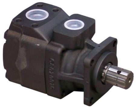 01539202 Pompa hydrauliczna łopatkowa B&C HQ02G14 (objętość geometryczna: 45,4 cm³, maksymalna prędkość obrotowa: 2700 min-1 /obr/min)