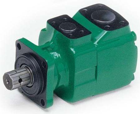 01539207 Pompa hydrauliczna łopatkowa B&C HQ03G28 (objętość geometryczna: 91,2 cm³, maksymalna prędkość obrotowa: 2500 min-1 /obr/min)