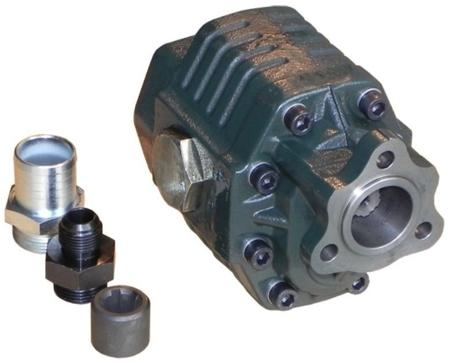 01539259 Pompa hydrauliczna zębata Hipomak Hydraulic DP 30-61 BI (objętość robocza: 61 cm³, prędkość obrotowa maksymalna: 1800 min-1 /obr/min)