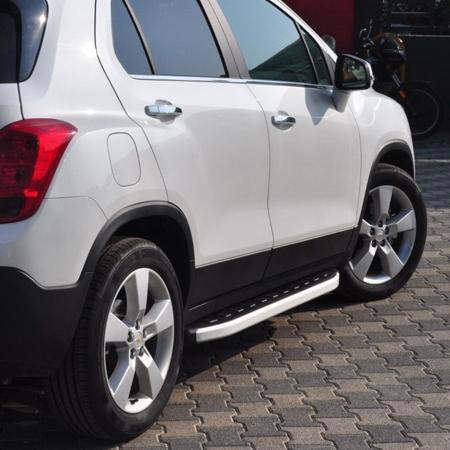 01655681 Stopnie boczne - Chevrolet Trax (długość: 161 cm)