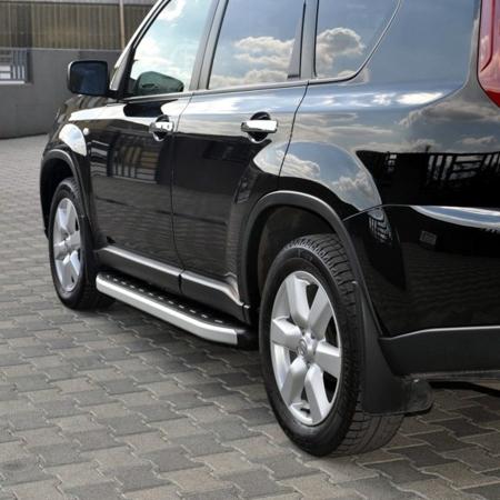 01655748 Stopnie boczne - Nissan X-Trail T32 2014- (długość: 171 cm)