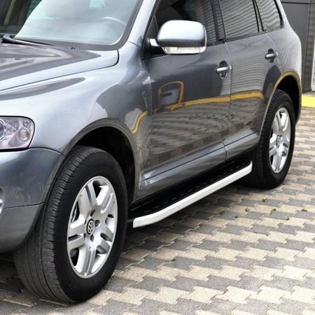 01655780 Stopnie boczne - Volkswagen Touareg 2010- (długość: 193 cm)