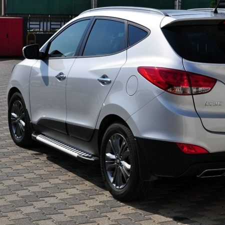 01656010 Stopnie boczne - Hyundai ix35 (długość: 171 cm)