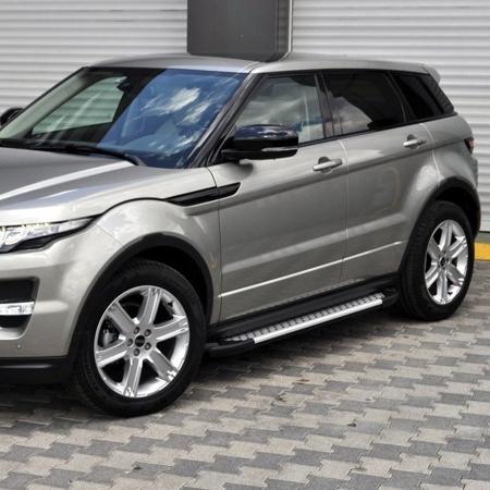 01656032 Stopnie boczne - Land Rover Discovery 3 (długość: 182 cm)