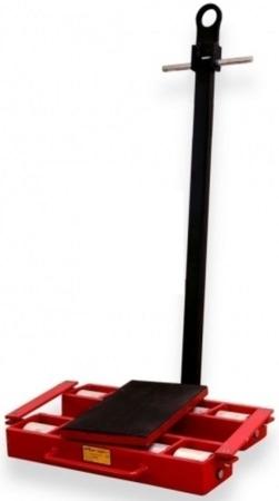 0301638 Rolka transportowa z dyszlem (nośność: 6 T)