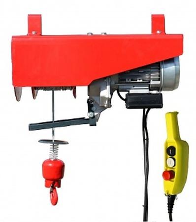 08126406 Wciągarka elektryczna linowa budowlana Camac Minor P-300 (udźwig: 300 kg)
