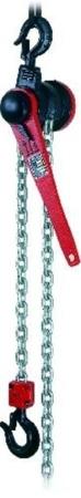 2209122 Wciągnik łańcuchowy dźwigniowy z łańcuchem ogniwowym Z310/1.0t (wysokość podnoszenia: 2,5m, udźwig: 1 T)