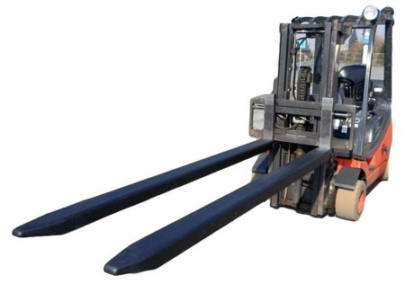 29016488 Przedłużki wideł udźwig 3500kg (2300mm)