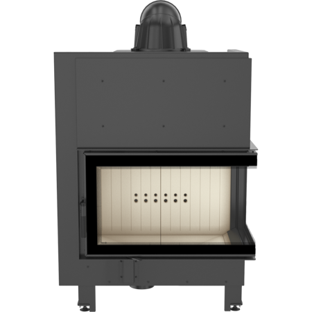 30046764 Wkład kominkowy 15kW MBO BS (prawa boczna szyba bez szprosa)