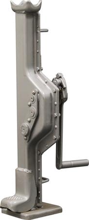 31026278 Uniwersalny podnośnik hydrauliczny ze stali HVS-3A (udźwig: 3 T)