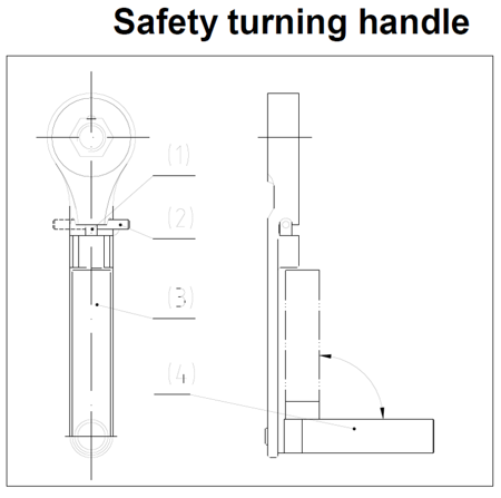 31026279 Uniwersalny podnośnik hydrauliczny ze stali HVS-5A (udźwig: 5 T)