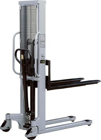 31046310 Wózek podnośnikowy ręczny ES1011 (maszt pojedyńczy, udźwig: 1000 kg)