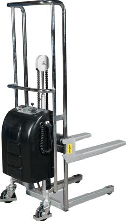 310501 Wózek podnośnikowy z wyciągarką elektryczny ST400-1500EL (udźwig: 400 kg)