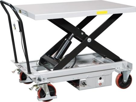 310555 Ruchomy stół podnośny elektryczny ES100L (udźwig: 1000 kg)