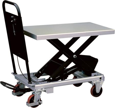 310563 Ruchomy stół podnośny BS75 (udźwig: 750 kg)