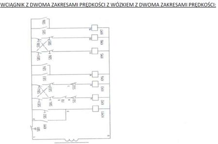 33938857 Wciągnik łańcuchowy elektryczny ELW 1 (udźwig: 1 T, wysokość podnoszenia: 3 m)
