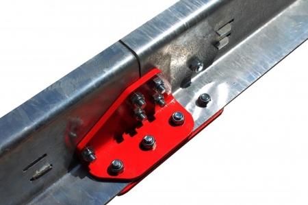 44349900 Piła taśmowa Holzmann BBS 550 - Stomana (max średnica obrabianego elementu: 550 mm, moc: 4/5,6 kW)