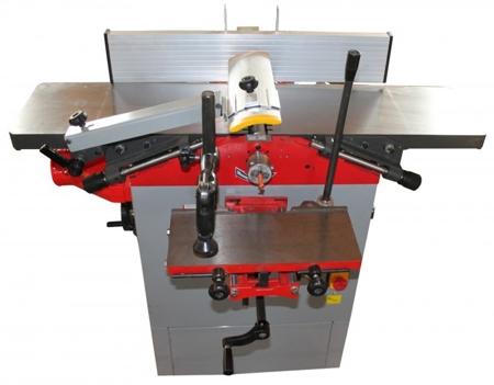 44349956 Strugarko-grubościówka Holzmann HOB 260NL 230V (szerokość heblowania: 250mm, wymiary stołu: 1090x855 mm)