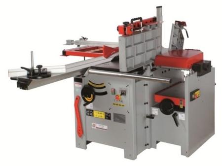 44349973 Urządzenie wielofunkcyjne Holzmann K5 315VF 2000 (szerokość/wysokość obróbki: 310/5-225 mm, długość blatu: 1395 mm)