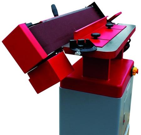 44349991 Szlifierka krawędziowa z oscylacją Holzmann KOS 2260 230V (wymiary taśmy: 2260x150 mm, wymiary blatu: 800x180 mm)