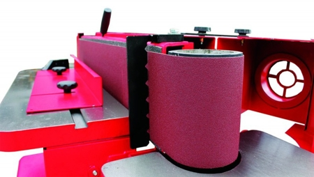 44349992 Szlifierka krawędziowa z oscylacją Holzmann KOS 2260 400V (wymiary taśmy: 2260x150 mm, wymiary blatu: 800x180 mm)