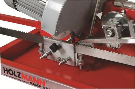 44350010 Ostrzarka do pił taśmowych Holzmann PB 80N (dla długości taśm: 2000-5000 mm)