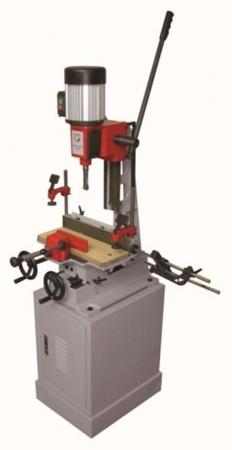 44350015 Wiertarko-dłutarka Holzmann STM 26 (max. głębokość wiercenia: 76 mm, wymiary stołu: 400x150 mm)