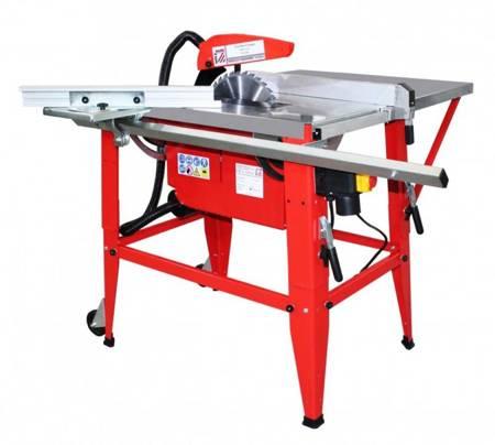 44350017 Tarczówka stolarska Holzmann TKS 315S 400V (max. średnica tarczy: 315 mm, wymiary blatu: 500x800 mm)