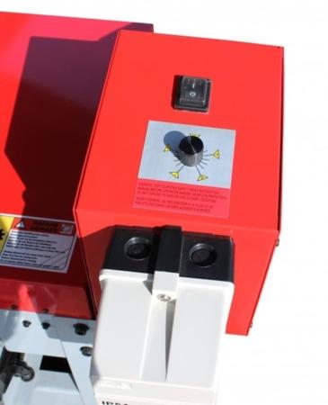 44350041 Szlifierka szerokotaśmowa dwu walcowa Holzmann ZS 970P 230V (max szer. szlifowania: 970 mm)