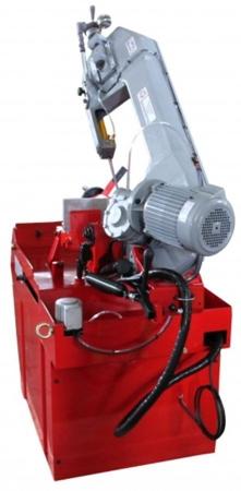 44350090 Piła taśmowa do cięcia metalu Holzmann BS 300GP (wmiary taśmy piły: 2750x27x0.9 mm, prędkość cięcia, 2 prędkości: 35 do 70 m/min, moc: 2,1 kW)