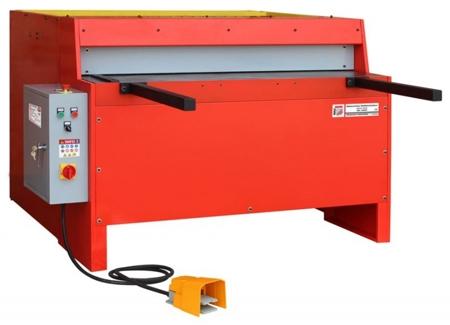 44350132 Elektryczne nożyce gilotynowe do blachy Holzmann TBS 2050E3 (max. długość cięcia: 2050 mm, moc: 4 kW)