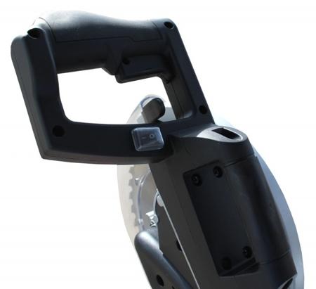 44353135 Piła poprzeczna-ukośnica Holzmann Holzmann KAP 255XJL (piła: 254x30x3 mm, moc: 1,8 kW)