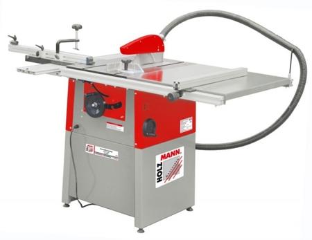 44353141 Piła stołowa Holzmann TS 250 230V (max. średnica tarczy: 254 mm, wymiary stołu: 635 x 420 mm)