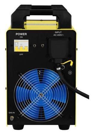 45643385 Przecinarka plazmowa Stamos S-PLASMA 125H, 400V, 3-Fazowe (prąd cięcia: 30-125A. grubość /szerokość cięcia: 35 /1,4mm)